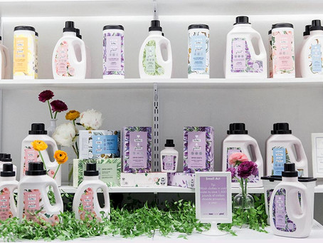 Going Green: Personal Care to Home Care Products