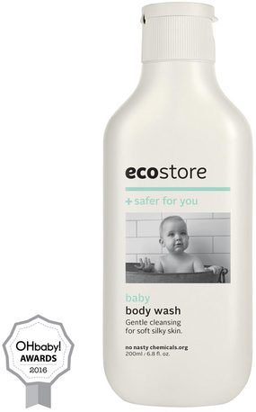 ecostore BABY BODY WASH