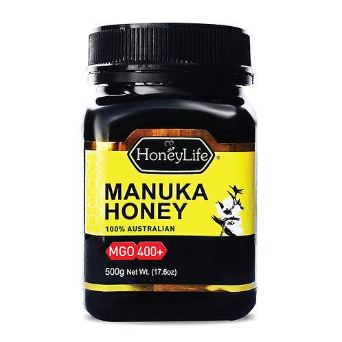 HoneyLife 澳蜂寶麥盧卡蜂蜜MGO 400+ | Manuka Honey MGO 400+