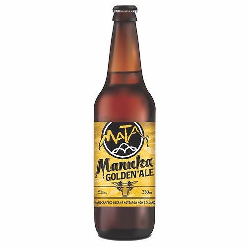 MATA 麥蘆卡蜂蜜金啤 | Mānuka Golden Ale