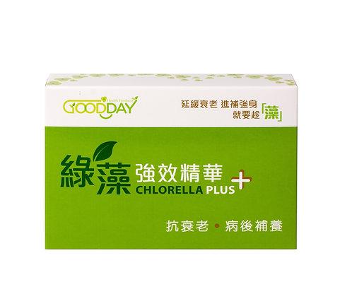 Good Day 綠藻強效精華 Chlorella Plus+