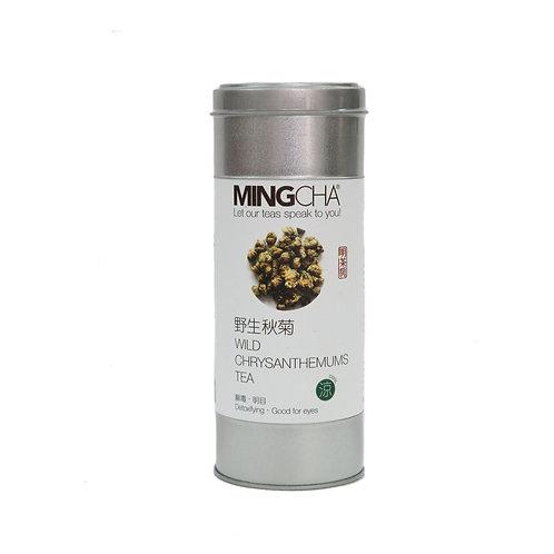 MingCha 野生秋菊 | Wild Chrysanthemums Tea