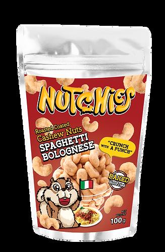 Nutchies 意大利肉醬風味脆脆腰果 | Spaghetti Bolognese Roasted Coated Cashews