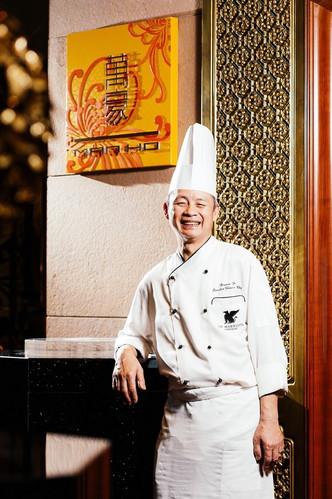 JW Marriott Hotel Hong Kong's Executive Chef Ip Kwok-Fai