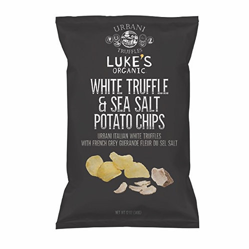 LUKE'S 白松露無麩質有機薯片 | Gluten-Free Organic Chips - White Truffle