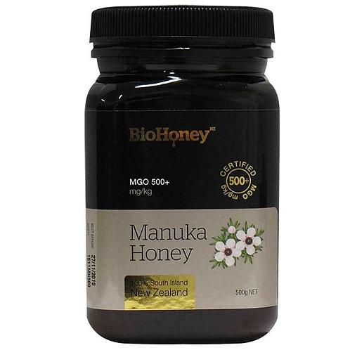 BIOHONEY Manuka Honey MGO 500+