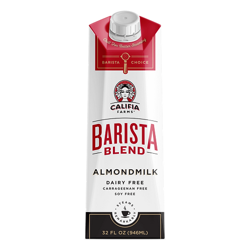CALIFIA FARMS 專業沖調用杏仁奶 | CALIFIA FARMS Barista Blend Almondmilk