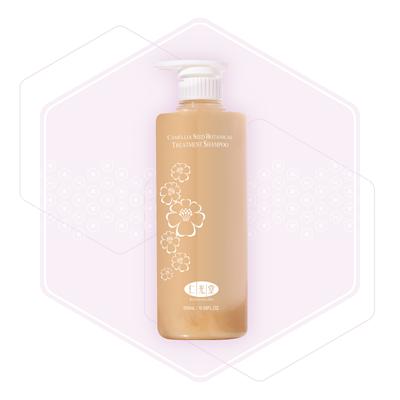 Camellia Seed Botanical Treatment Shampoo