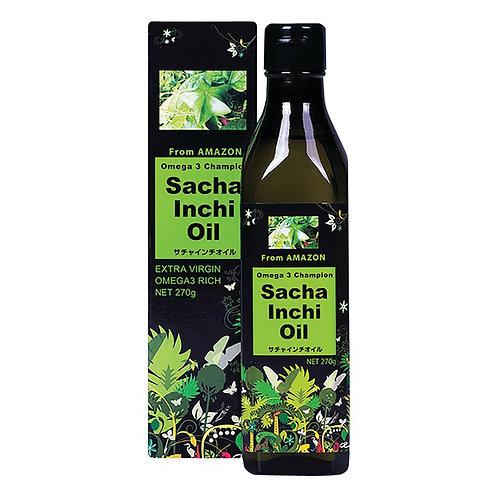 L.I.F.E AMAZON 印加果油 | Sacha Inchi oil