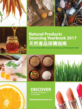 Natural Products Sourcing Yearbook