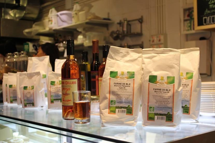 法國 Moulin des Moines 有機麵粉 新產品發佈會