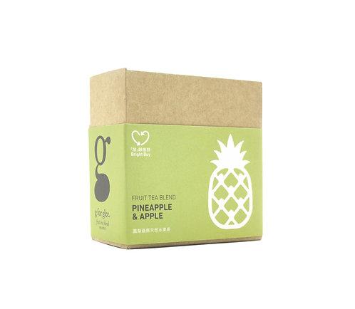 GLEE 菠蘿蘋果水果茶
