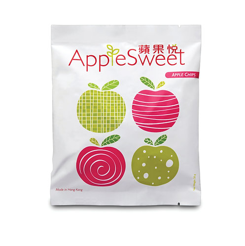 APPLE SWEET 蘋果悅 蘋果片 | Apple Chips