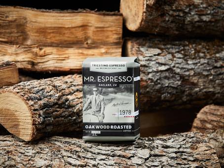 美國第一家、也是唯一百分百以橡木烘焙有機、公平貿易咖啡豆 Mr Espresso 香港新登場