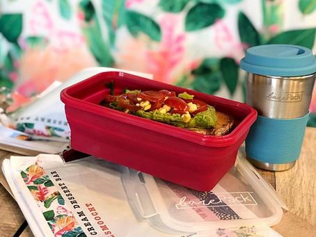 新加坡Foodpanda跟BarePack 合作推出可重循環再用容器計劃