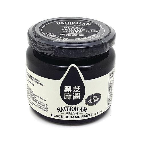 NaturaLam by Master Lam 黑芝麻醬(低糖)| Black Sesame Paste (Low Sugar)