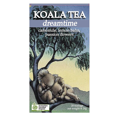 KOALA TEA Dreamtime Organic Tea