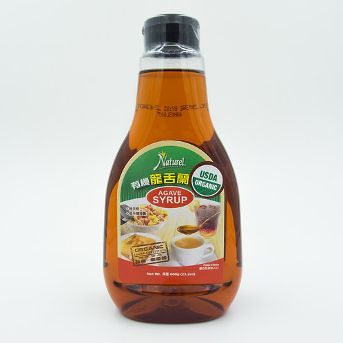 Naturel 墨西哥有機龍舌蘭糖漿 660克 |  Mexican Organic Agave Syrup 660g