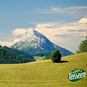 Teisseire Founded in Alps