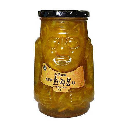 Daha 韓國濟洲凸頂柑茶 (守護神) | Korean Jeju Dekopon Tea (Harubang)