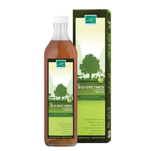 Biogreen 生機酵素醋 |  Biogreen Bio-Enzymes Vinegar