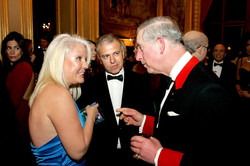 Daphne Barak Bill Gunasti Prince Charles