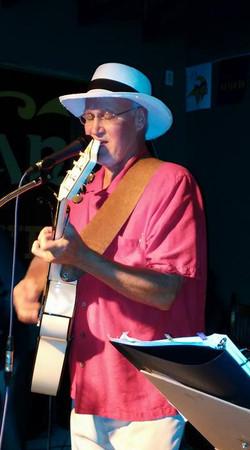 Joe at McCarrons Band