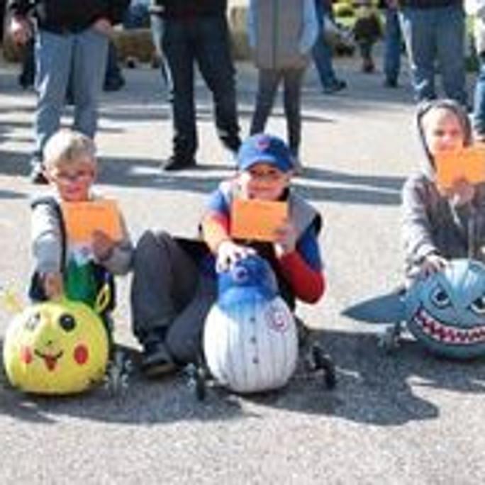 Middlebury Pumpkin Race