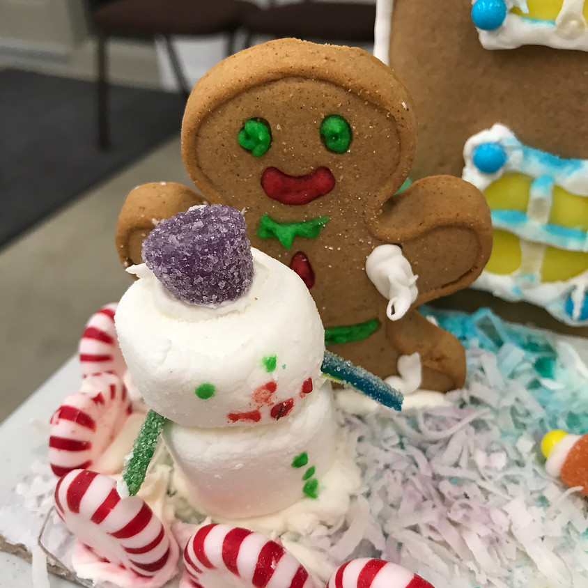 Gingerbread Jamboree (CANCELLED)