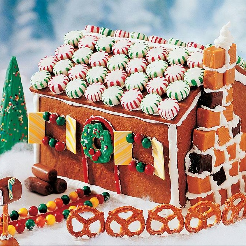 Gingerbread House Contest & Display