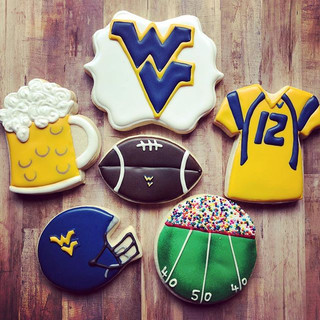 Ok WVU fans..... here they are! Someone