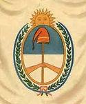 bandera de la libertad civil de Jujuy. Donada por el General Belgrano en 1813 reconociendo el heroismo del pueblo jujeño al acompañarlo en el éxodo de 1812.