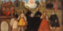 casamiento de Martín de Loyola y doña Beatriz Clara Coya, mestizaje americano, historia de América.