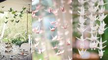 Origami: decora tu evento con papel