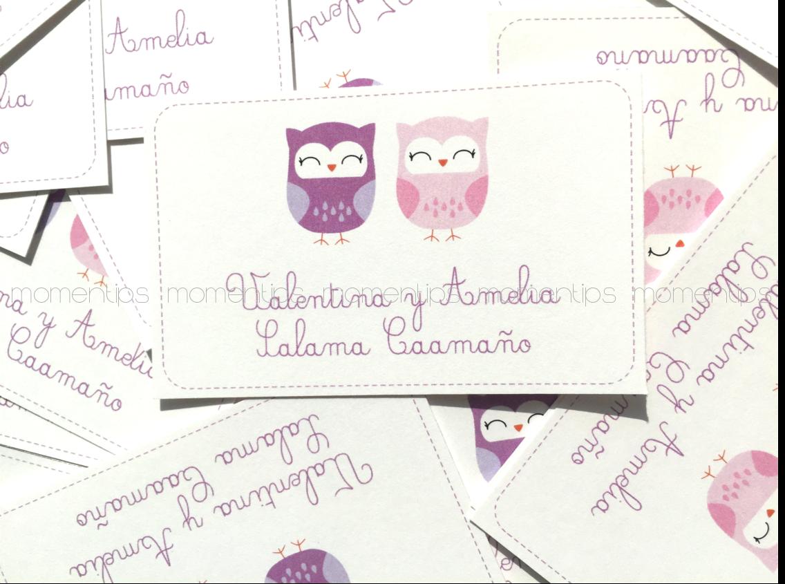 Valentina y Amelia 2