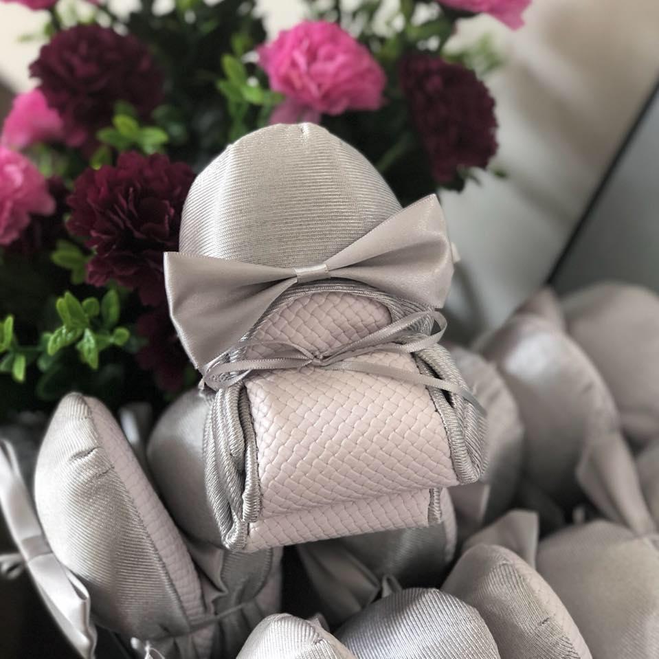 Pantuflats plata flores