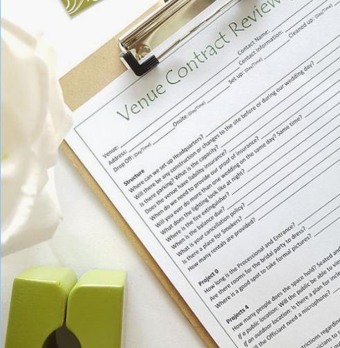 Diferencia entre coordinador y wedding planner