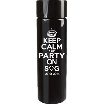 cilindro keep calm and party on