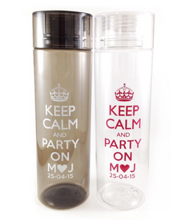 Cilindros keep calm and party on