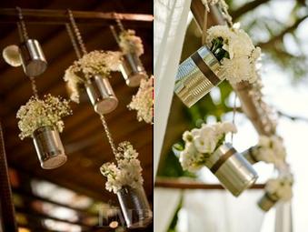 DIY: Decora tu boda con latas