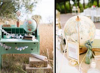 Cómo inspirar tu boda en viajes