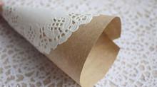 Decora tu boda con papel kraft