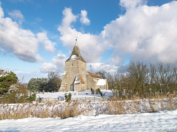 St Mary in the Marsh, Kent