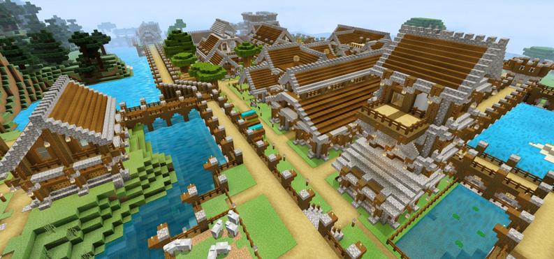AltheaRayne's Medieval Village