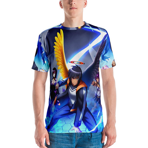 ATS T-shirt  Blue Clyde and Harem Power.