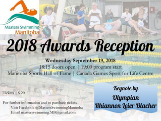 JOIN US - 2018 Awards Reception