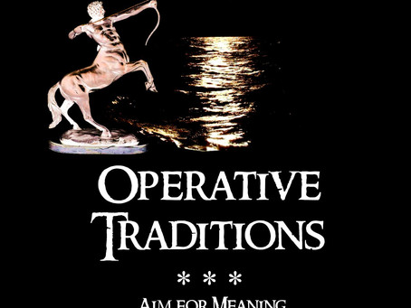 Operative Traditions - Introduction