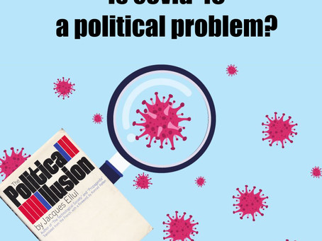 Is covid-19 a political problem?...