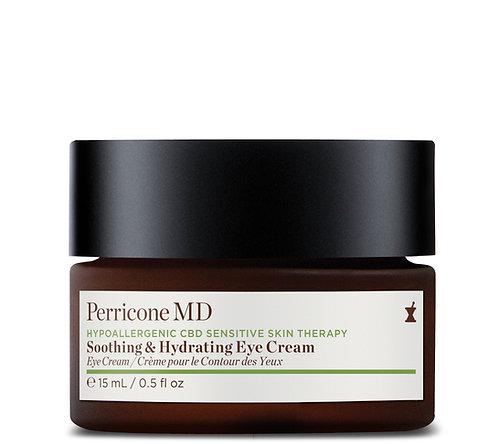 Hypoallergenic CBD Sensitive Skin Therapy Soothing & Hydrating Eye Cream