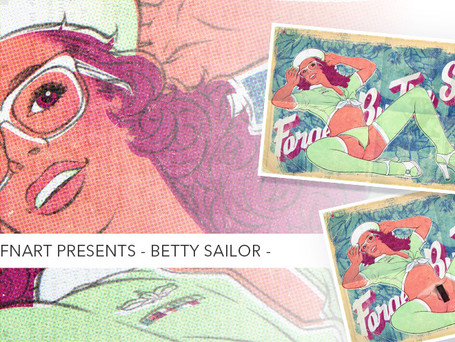 Hello, my name is : Betty Sailor